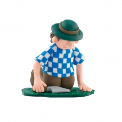 claydough gardener - 60mm