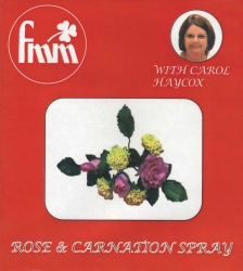 Rose & Carnation Spray - Instructional DVD