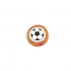 football sugarette - 25mm
