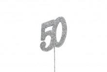 Glitter Number 50