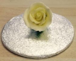 Lemon 4cm Rosebud