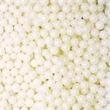 White Pearl Dragees 4mm - 25g