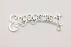 Engagement Motto - 71mm x 24mm