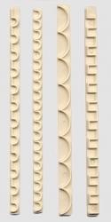 Straight Frill set - 4 piece set