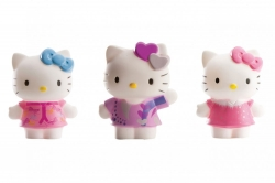 LICENSED FIGURES: HELLO KITTY
