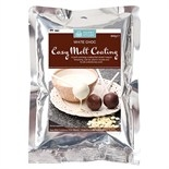 Easy Melt Coating- White Choc