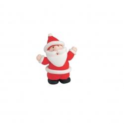 Claydough Father Christmas - 50mm