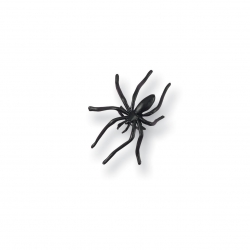 Halloween Spider Ring 55mm x 53mm