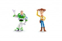 Sheriff Woody and Buzz Light year (both)