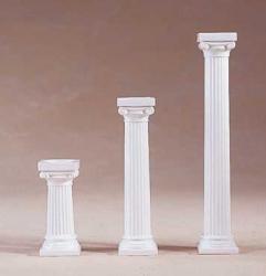 4 x grecian Pillars - 127mm 5