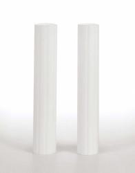 1 pack of 4 Hidden pillars