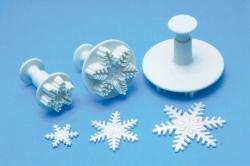 Snowflake - 55mm