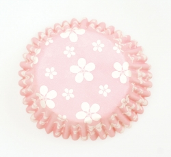 54 x pink blossom cases - 50mm