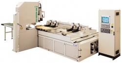 MZ CNC Bandsaw 025 Hopper System