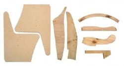 MZ CNC Bandsaw 025 Hopper Samples