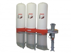 ABS 4560 Dust Extraction Unit