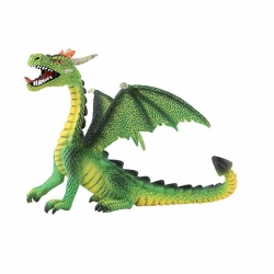 Bullyland Green Dragon Figurine