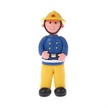 Claydough Fireman