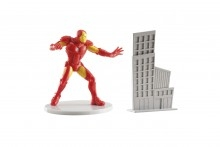 CAKE KIT: IRON MAN