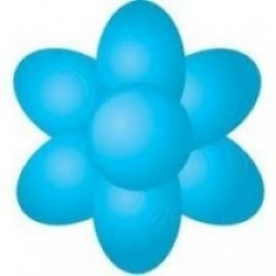Paste Colours 25g - Sky Blue
