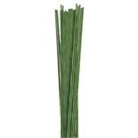 Floral wire - 30g - Dark green 50 pk