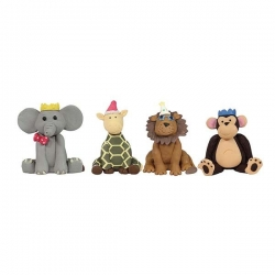 Cake Star Topper - Party Animals Assorted