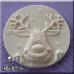 Alphabet Moulds - Reindeer