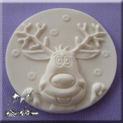 Alphabet Moulds - Reindeer