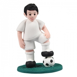 Cake Star Topper - Footballer RP single