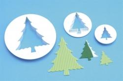 PME 3 Set Christmas Tree Cutters