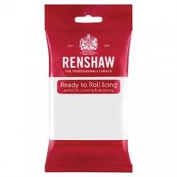 White Renshaw Sugar paste 250g