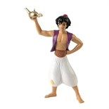 Walt Disney Aladdin Figure 125mm