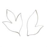 Culpitt Peony Leaf Large Cutter 2 pieces