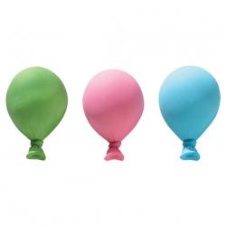 Gumpaste Balloons pastel 3 piece