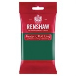 Emerald Green Renshaw Sugar paste 250g