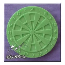 Alphabet Moulds - Dartboard