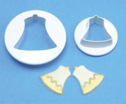 PME 2 Set Bell Cutters
