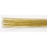 Florisits wire - 24g Gold - 50pk