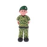 Claydough Soldier