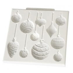 Katy Sue Mould - Christmas Baubles