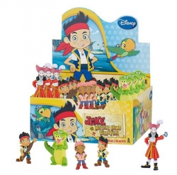 Walt Disney - Jake and the Never Land Pirates Assortment - Figurine - 55 - 95mm