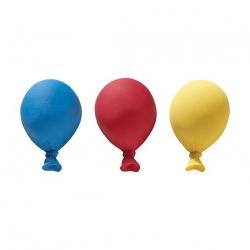 Gumpaste Balloons Primary 3 piece