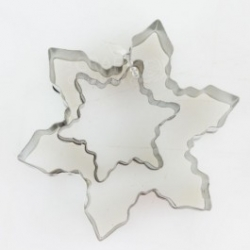 PME Snowflake Cutters - Set of 2
