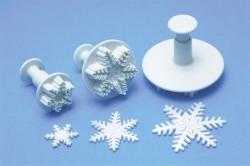 PME Medium Snowflake Plunger Cutter