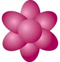 Paste Colours - Pink 400g