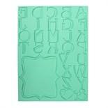 Pavoni - Lace Letter Mat