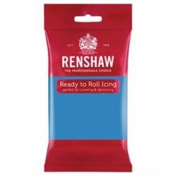 Turquoise Renshaw Sugar Paste 250g