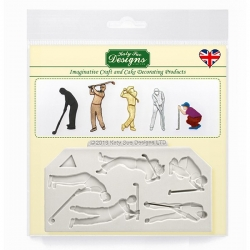 Katy Sue Mould - Golfer Silhouettes