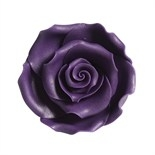 Edible Purple Rose