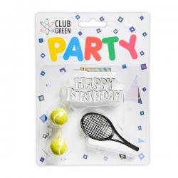 Tennis Happy Birthday set